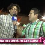 Pepe Alva celebra San Valentín en el Mall Aventura Plaza Trujillo