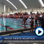 Torneo de natación en Trujillo genera gran expectativa