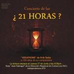 La tortura musical de Satie en Trujillo