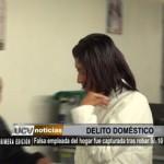 Falsa empleada del hogar fue capturada tras robar diez mil soles