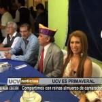 UCV Satelital compartió con reinas almuerzo de camaradería