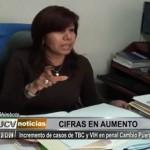 Chimbote: Incremento de casos de TBC y VIH en penal Cambio Puente