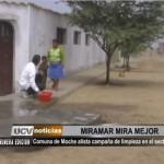 Comuna de Moche alista campaña de limpieza en Miramar