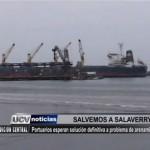 Portuarios esperan solución definitiva a problema de arenado