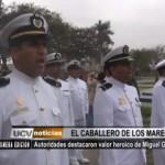 Autoridades destacaron valor heroico de Miguel Grau