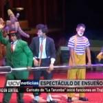 """Caricato de """"La Tarumba"""" inició funciones en Trujillo"""