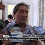 Hoteles y restaurantes beneficiados durante Bolivarianos