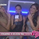 Las Vengadoras en exclusiva para Te Vi en Tv