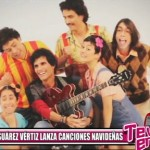 Pedro Suárez Vértiz lanza canciones navideñas