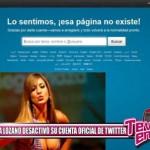 Tilsa Lozano desactivó su cuenta oficial de Twitter