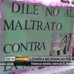 Violencia familiar crece en El Porvenir
