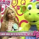 Amor Amor Amor emitió reportaje de Yupi Yei