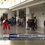 Subgerencia de Salud propondrá permanencia de Consejeros Educadores de Pares