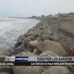 Las Delicias se traza meta para mejorar el balneario en verano