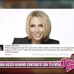 Laura Bozzo renovó contrato con Televisa