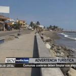 Comunas costeras deben limpiar sus playas