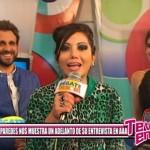 Karla Paredes nos muestra un adelanto de su entrevista en Amor Amor Amor