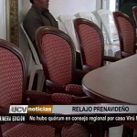 No hubo quórum en Consejo Regional por caso Virú Mar