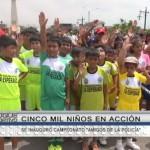 """Se inauguró campeonato """"Amigos de la Policía"""""""