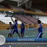 Liga de básquet busca sacar a flote este deporte