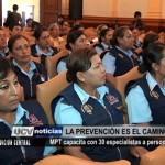 Municipalidad Provincial de Trujillo capacita con 30 especialistas a personal