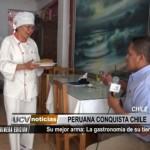 Peruana conquista Chile con gastronomía de su tierra