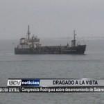 Emitirán declaratoria de urgencia para desarenado del puerto Salaverry