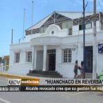 Alcalde revocado de Huanchaco cree que su gestión fue mejor