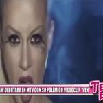 """Leslie Shaw debutará en MTV con su polémico videoclip """"Ven"""""""