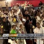 Trujillo va por nuevo récord Guinness de marinera