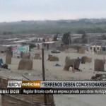 Chimbote: Regidor Briceño confía en empresa privada para obras municipales