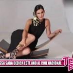 Vanessa Saba dedica este año al cine nacional