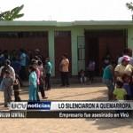 Empresario fue asesinado en Virú