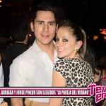 Carol Arriaga y Jorge Pinedo son elegidos la pareja del verano