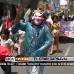"""Piura: Festividad """"Bernal 2014"""" conmemoró a más de 50 mil personas"""