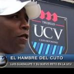 Luis Guadalupe y su nuevo reto en la UCV