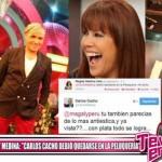 """Magaly Medina: """"Carlos Cacho debió quedarse en la peluquería"""""""