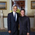Obama responde carta a Alejandro Sanz y promete salvar el Ártico
