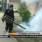 Piura: Región Piura en alerta ante rebrote de dengue