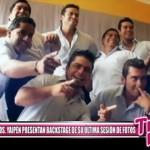 Los Hermanos Yaipén presentan backstage de su última sesión de fotos