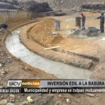 Informe Especial: Inversión edil a la basura