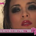 """Sheyla Rojas muestra video de sesión de """"Pandora"""""""