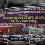 Huanchaco denuncia falta de respaldo para concurso escolar