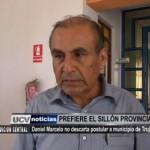 Daniel Marcelo no descarta postular a Municipio de Trujillo
