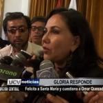 Montenegro felicita a Santa María y cuestiona a Omar Quesada
