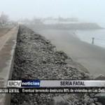 Eventual terremoto destruiría 90% de viviendas en Las Delicias