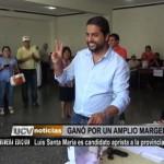 Luis Santa María es candidato aprista a la provincial