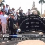"Administrativos de Salud critican a médicos por ""infiltrados"""