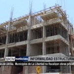 Municipios de La Libertad no fiscalizan obras privadas