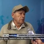 Laredo pide mesa de diálogo con minera Quiruvilca